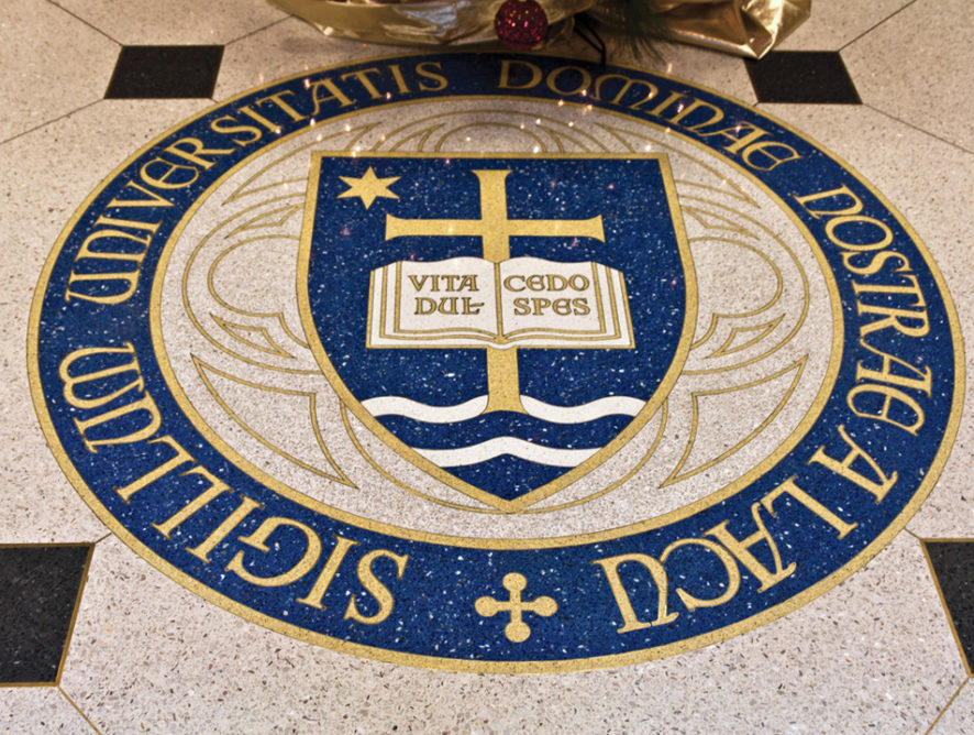 Terrazzo Flooring Helps Notre Dame Project Achieve LEED Certification