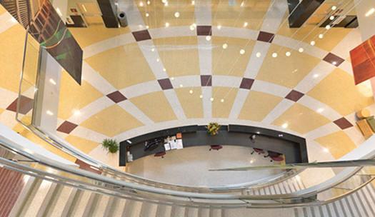 terrazzo flooring design southern illinois university carbondale