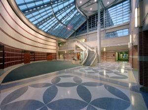 terrazzo flooring design macomb michigan intermediate school