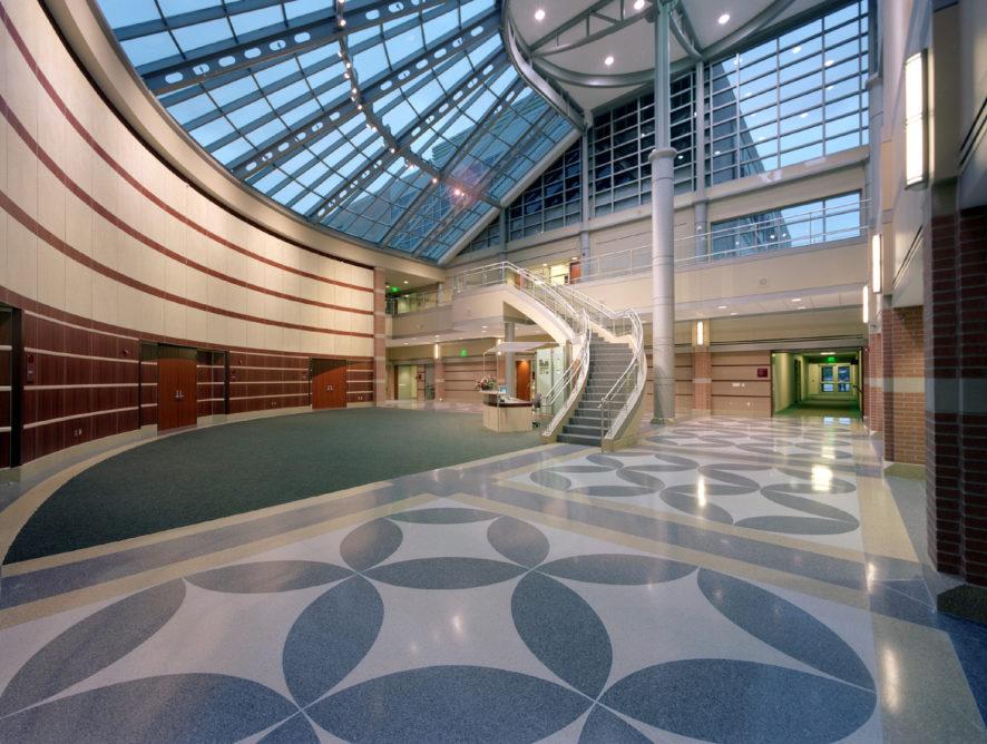 Terrazzo Provides Pathways to Creative, Timeless Design