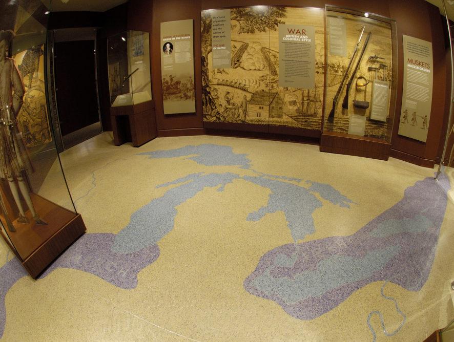 Terrazzo Tales: Floors that tell stories
