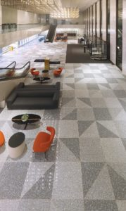 Terrazzo: Bringing an iconic office building up to date