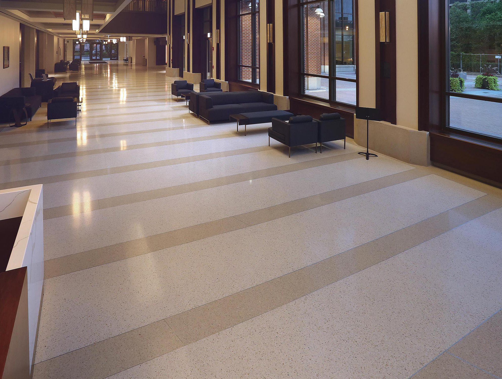 Terrazzo State Of The Art Classical Design Ncta