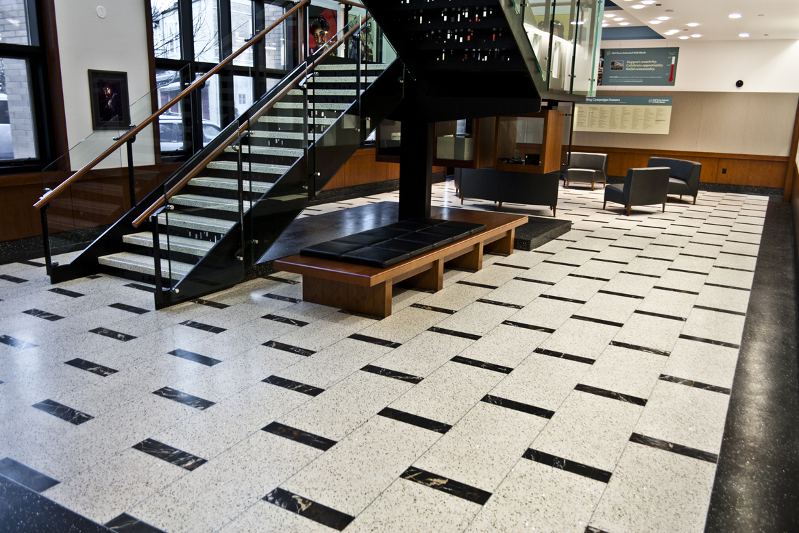 Profiles in Terrazzo: William Ketcham