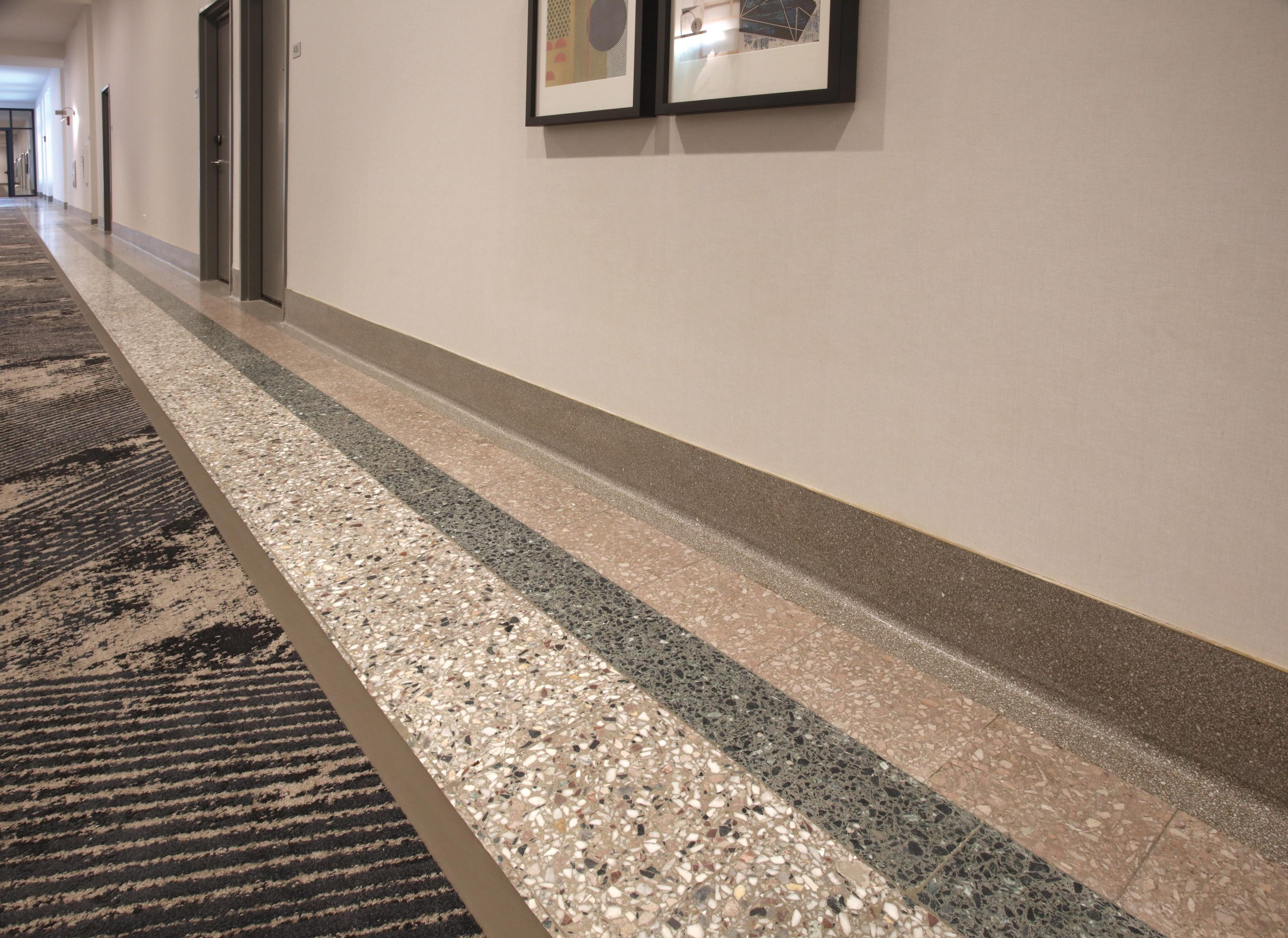 Terrazzo Brings Life to Hospital Restoration: Part Two